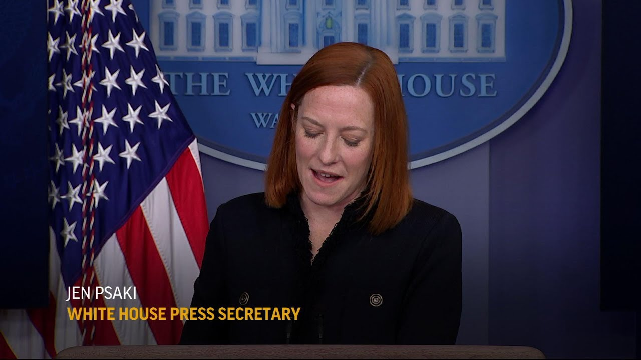 WH: Biden remarks weren't trial prediction