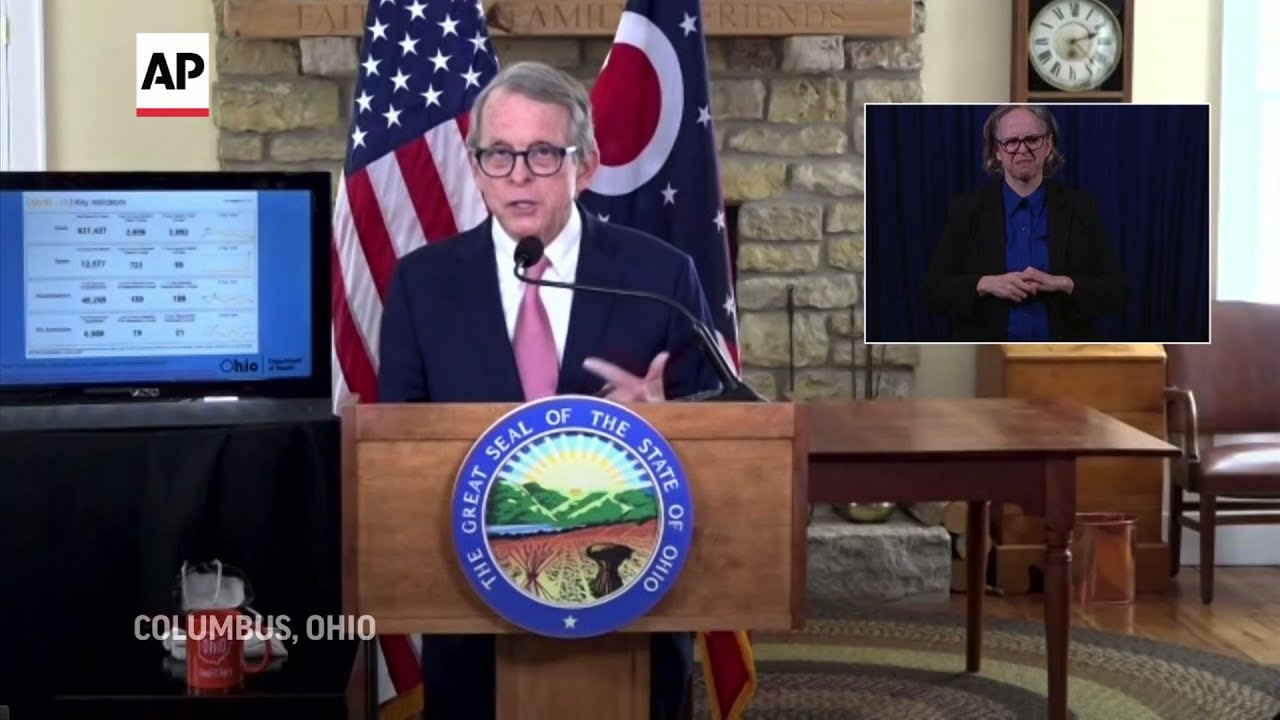 Ohio discovers 4,000 unreported COVID deaths