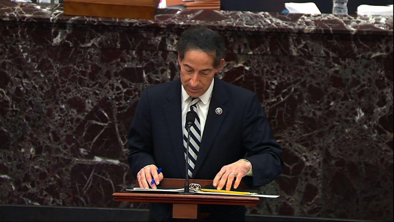 Raskin: No First Amendment defense to impeachment