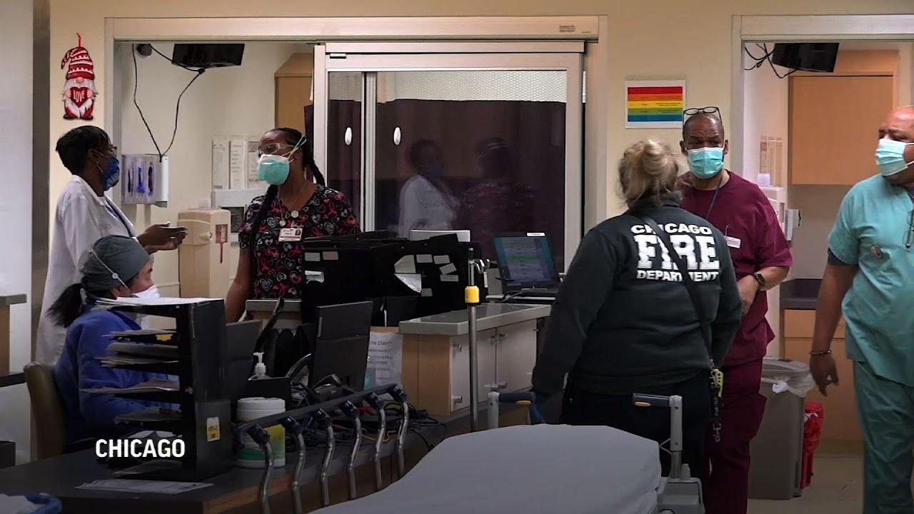 Staff at mostly Black hospital distrust vaccine