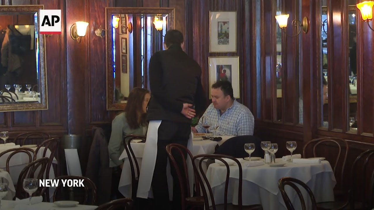 NYC indoor dining starts ahead of Valentine's Day