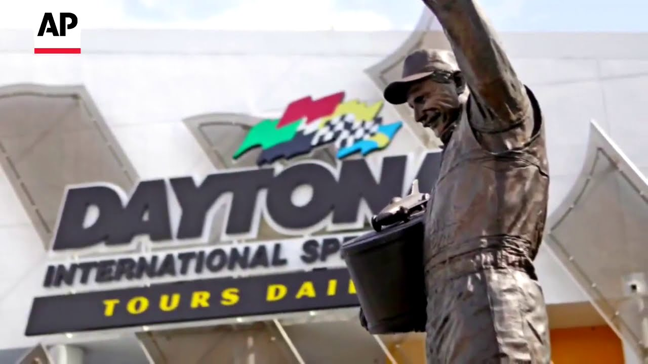 20 Years Since Earnhardt's Death At Daytona