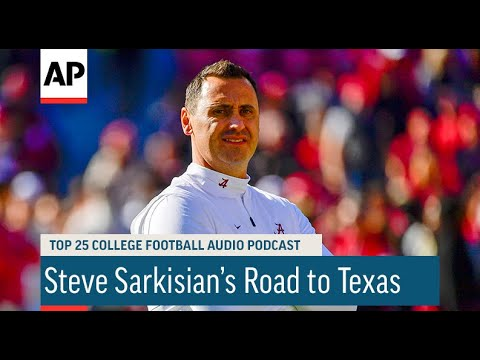 Steve Sarkisian's Road to Texas | AP Top 25 Podcast
