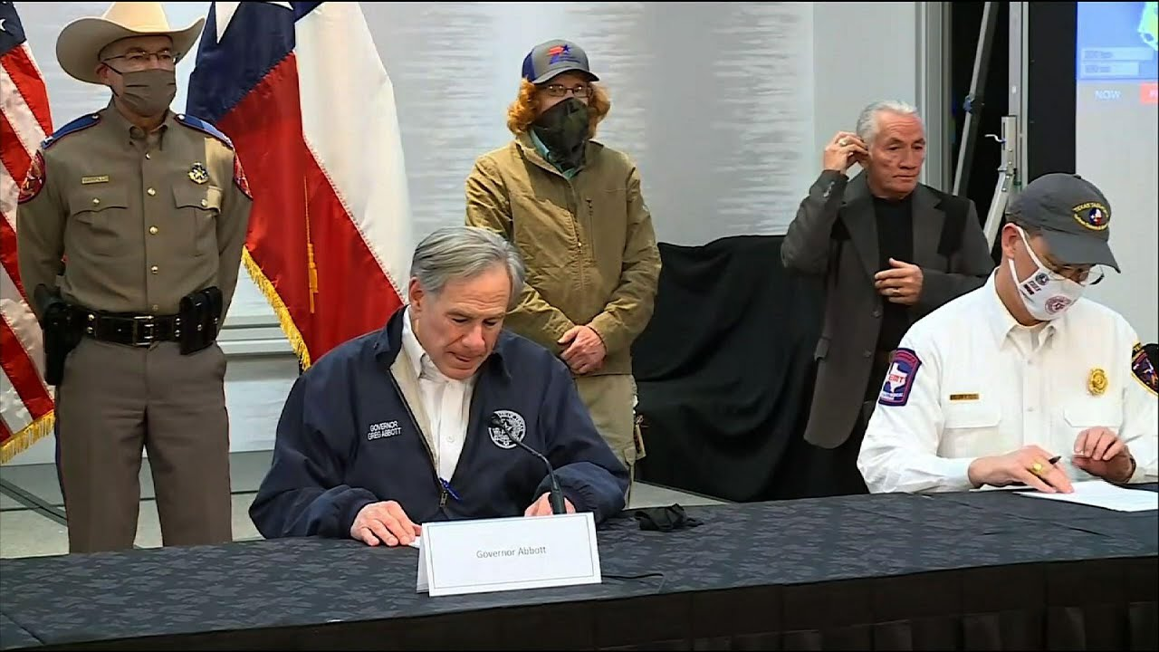 Governor: All Texas power sources 'compromised'