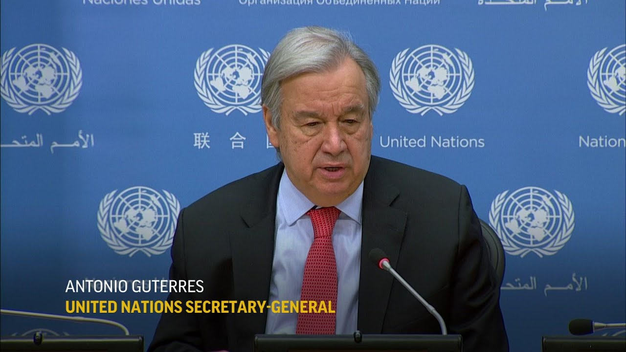 UN: Huge changes needed to keep nature, Earth OK