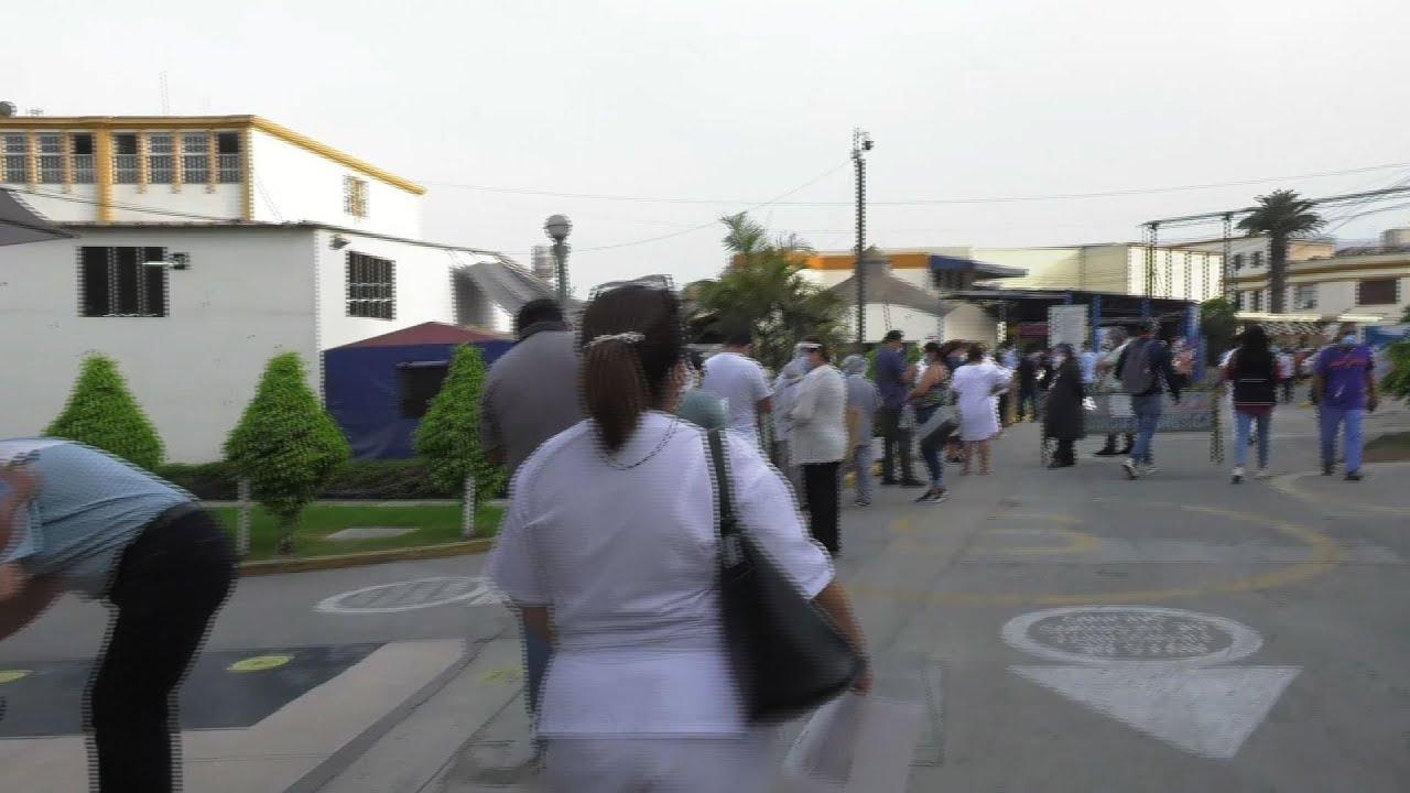 Peru launches investigations in vaccine scandal