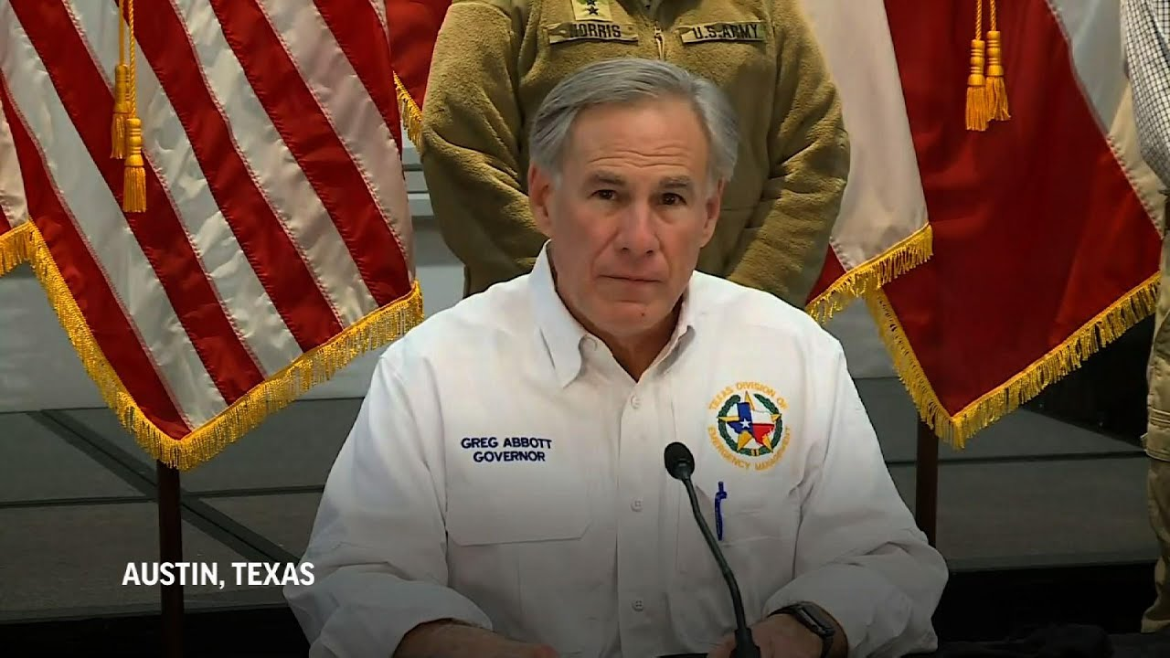 Governor: Texas storm is 'enormous challenge'