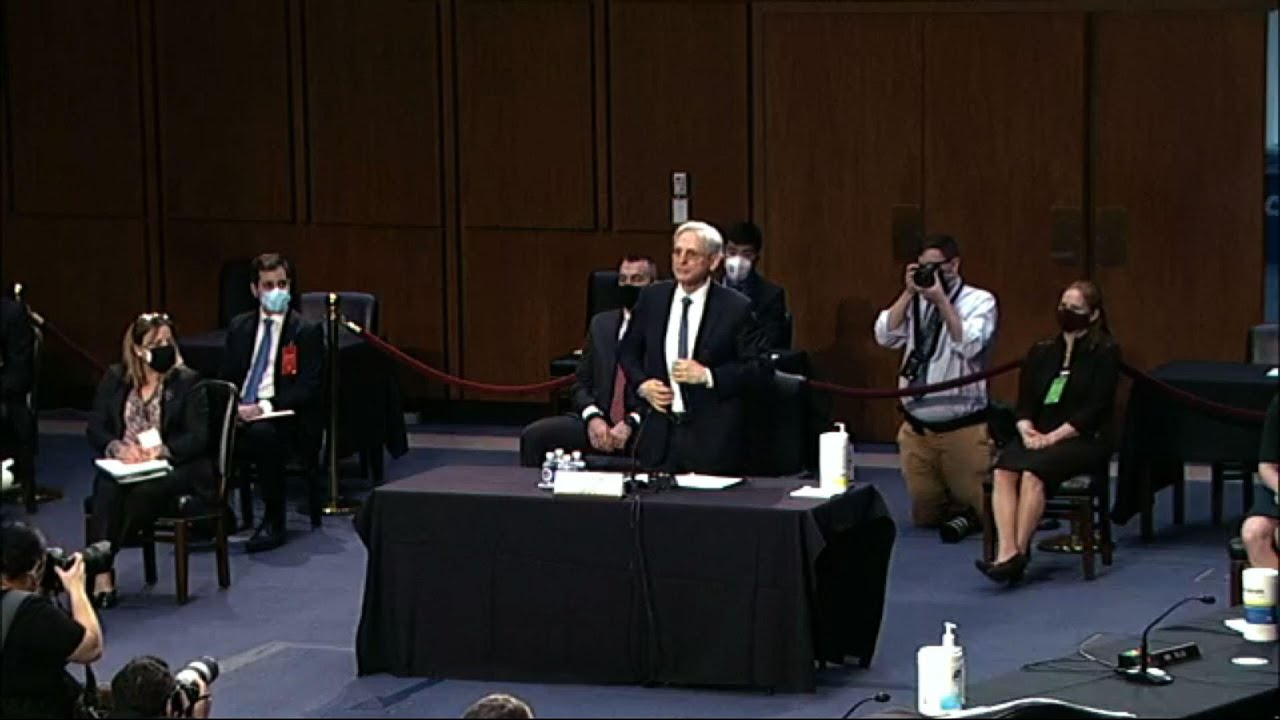 Garland focus on civil rights, combating extremism