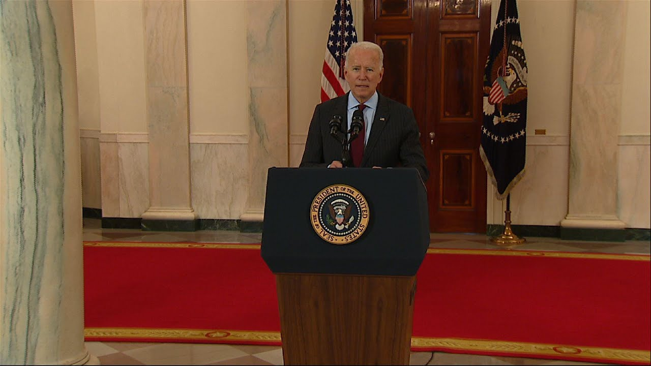 Biden marks 'heartbreaking' 500K COVID deaths
