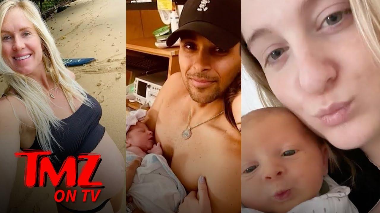COVID 19 Pandemic Leads To Massive Celeb Baby Boom | TMZ TV
