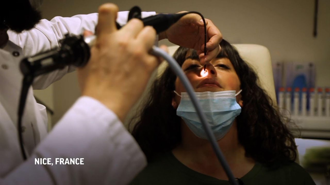 Doctors try to understand COVID effect on senses