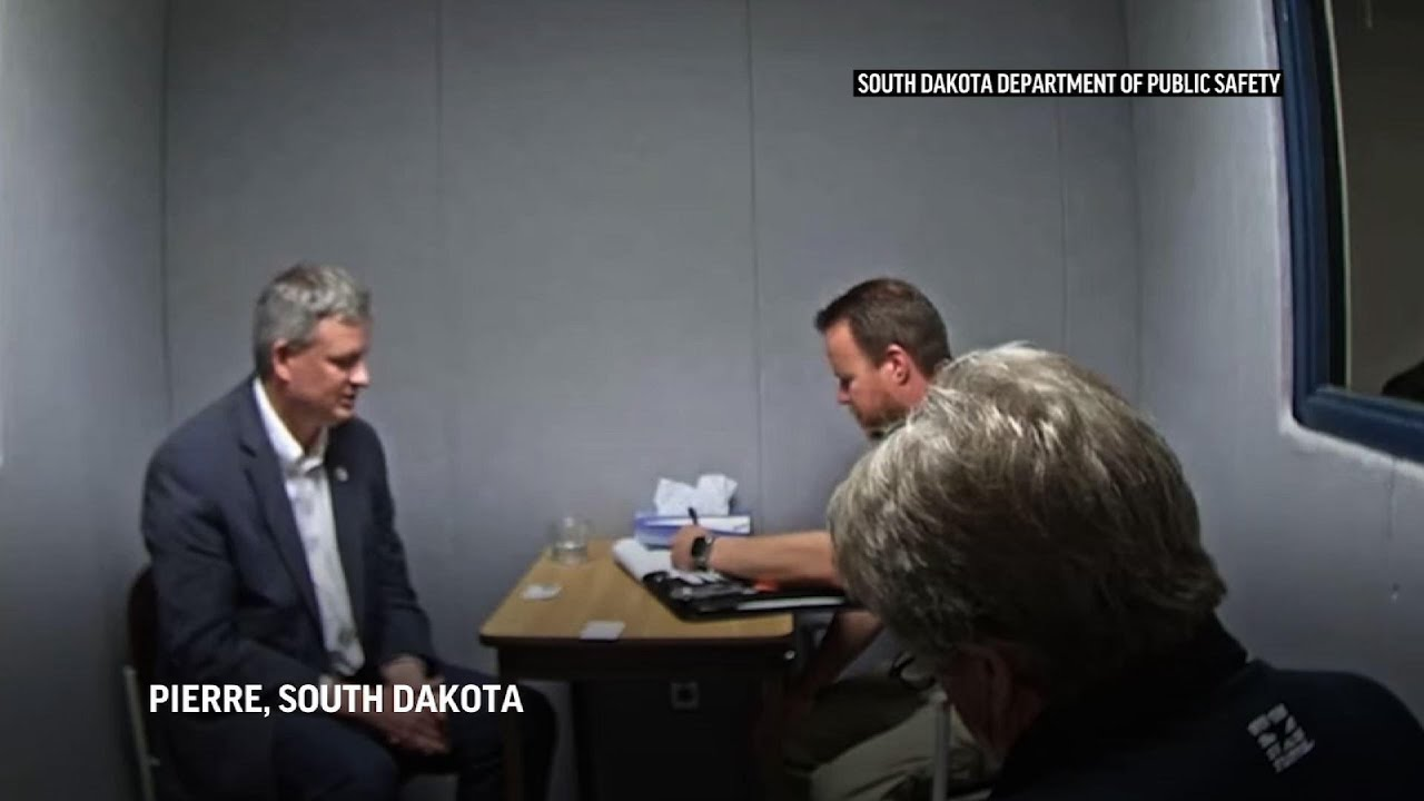 Police interview South Dakota AG after fatal crash
