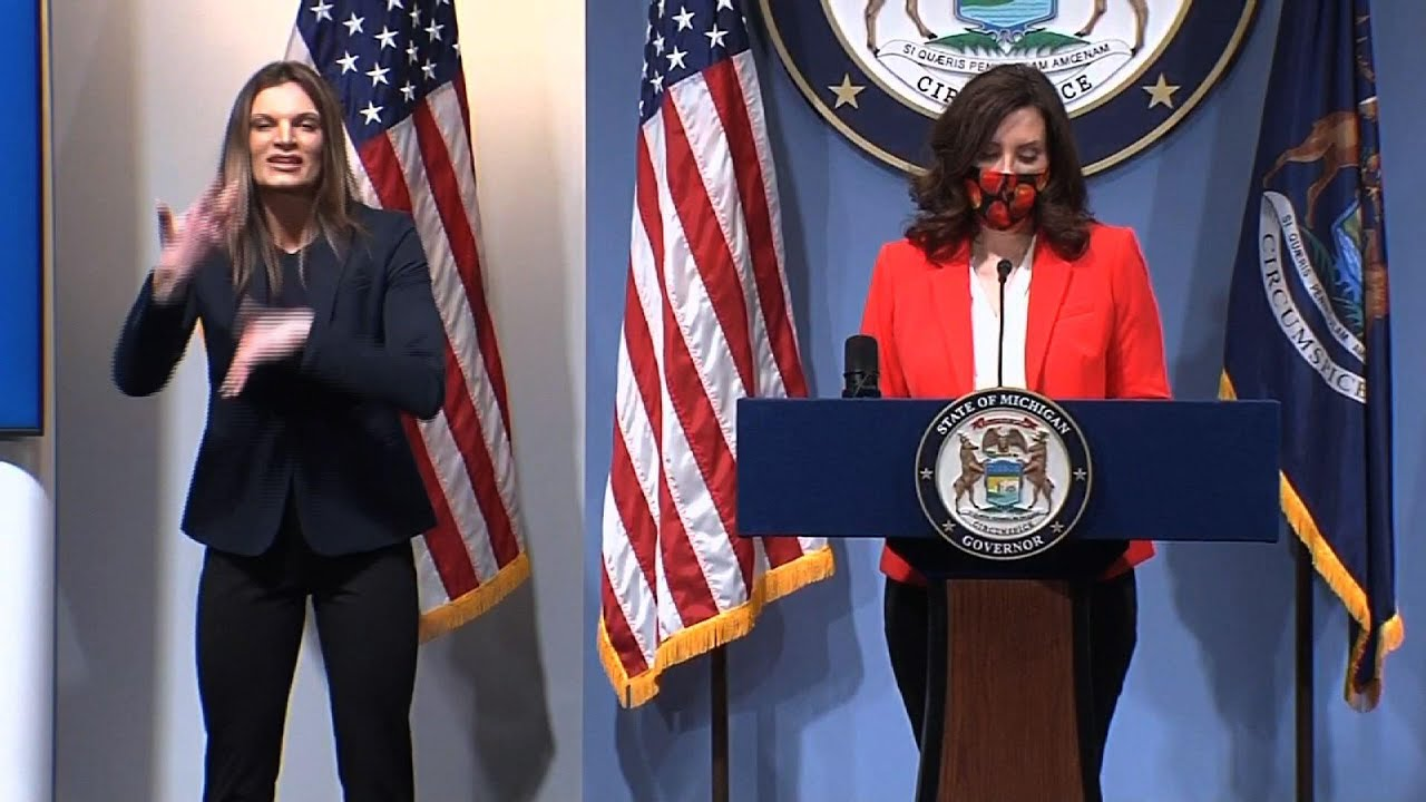 Whitmer plans to further ease virus restrictions