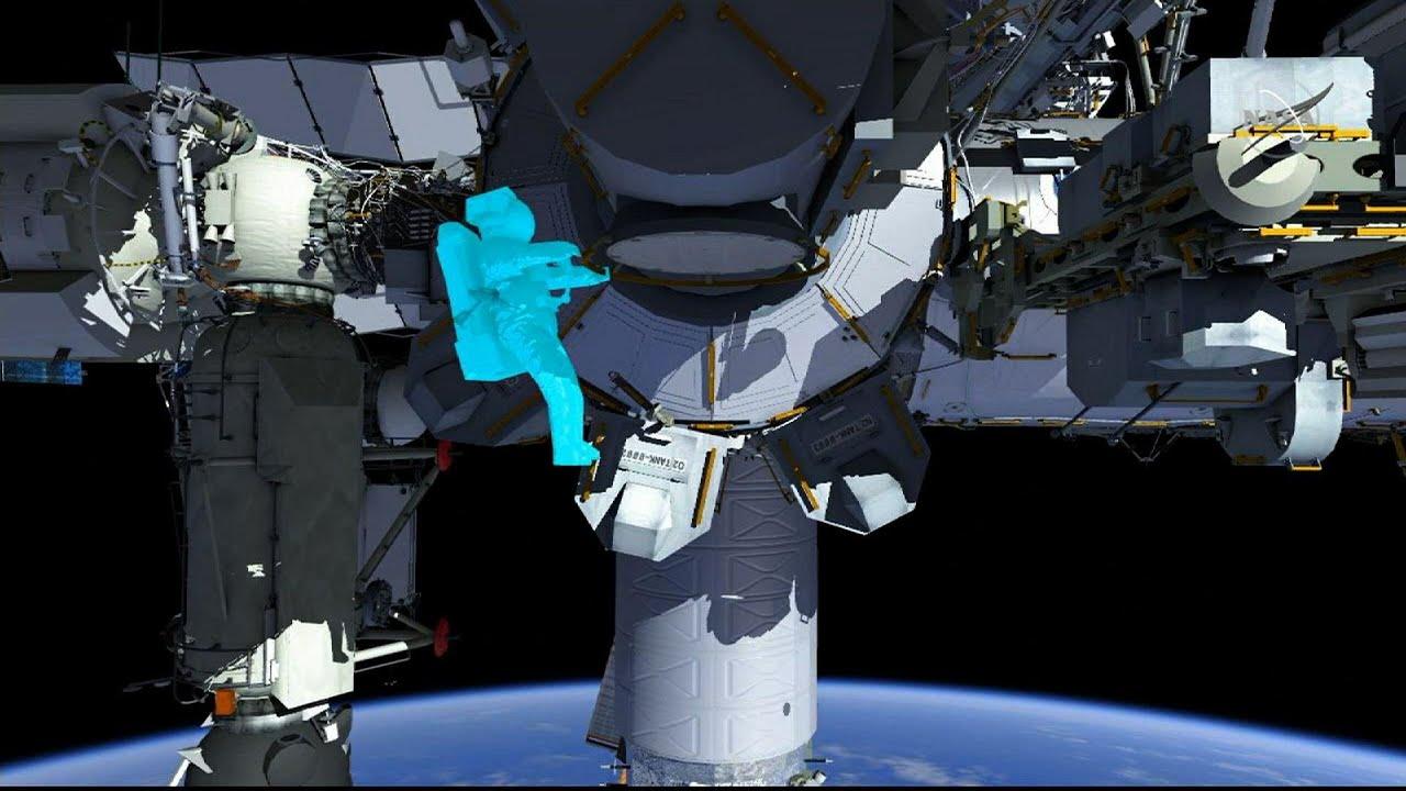 NASA gives details of upcoming spacewalks