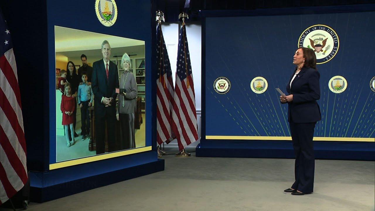 Vilsack sworn in as Biden's agriculture secretary