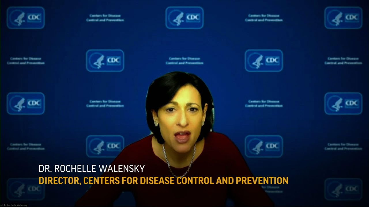 CDC chief: Variants mean keep guard up on virus