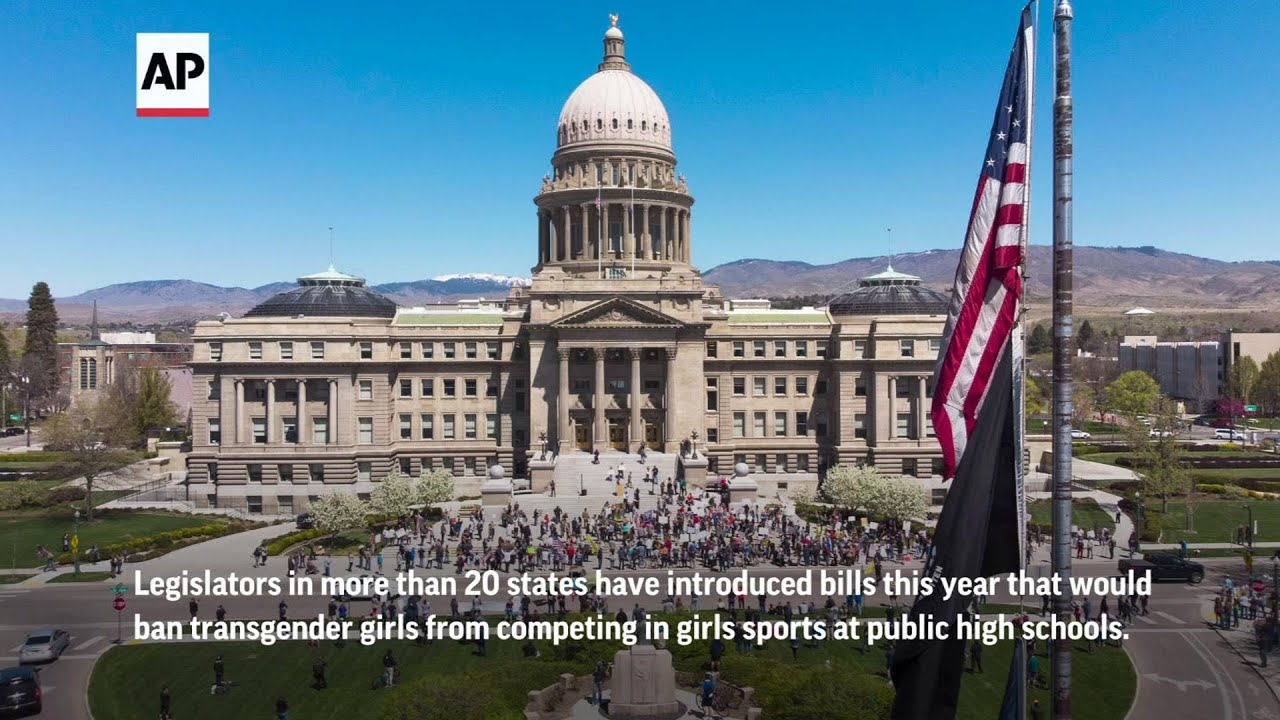 Organized effort to ban trans from HS girls sports