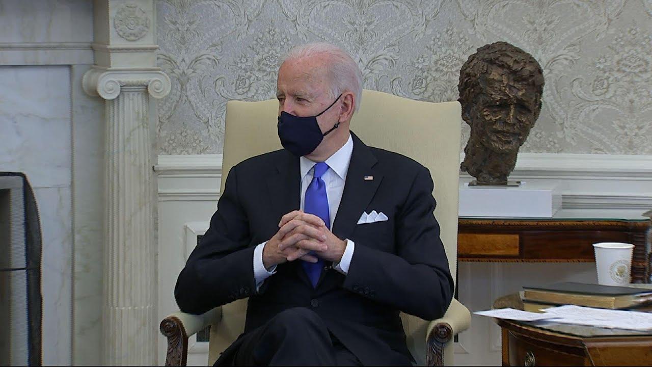 Biden: Ending mask mandates 'Neanderthal thinking'