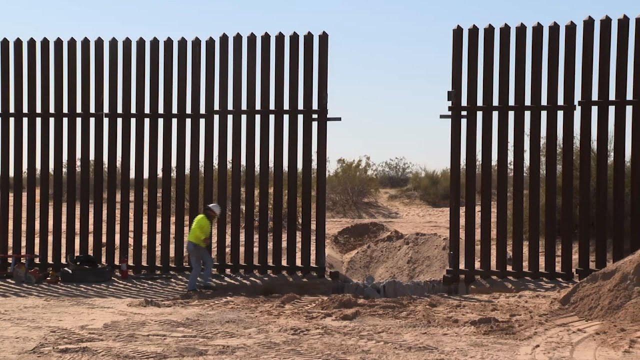 Officials: Crash victims came via border fence hole