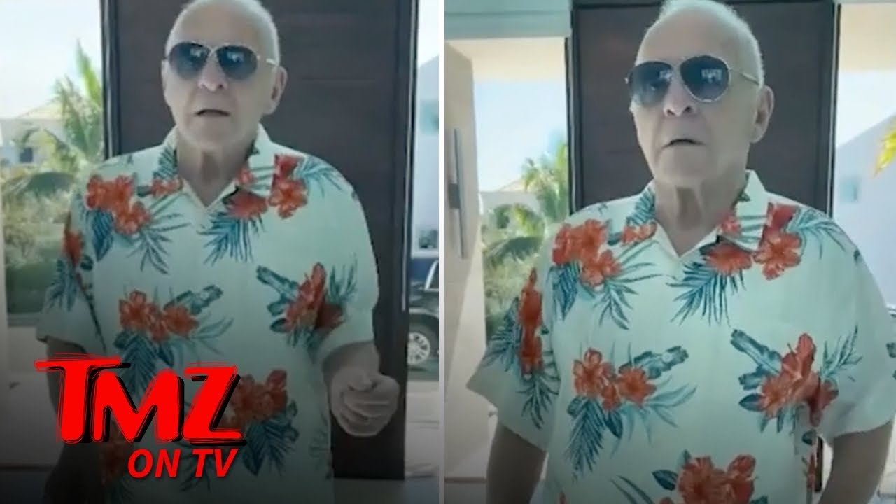 Anthony Hopkins' Dance Moves Are On Point!   TMZ TV