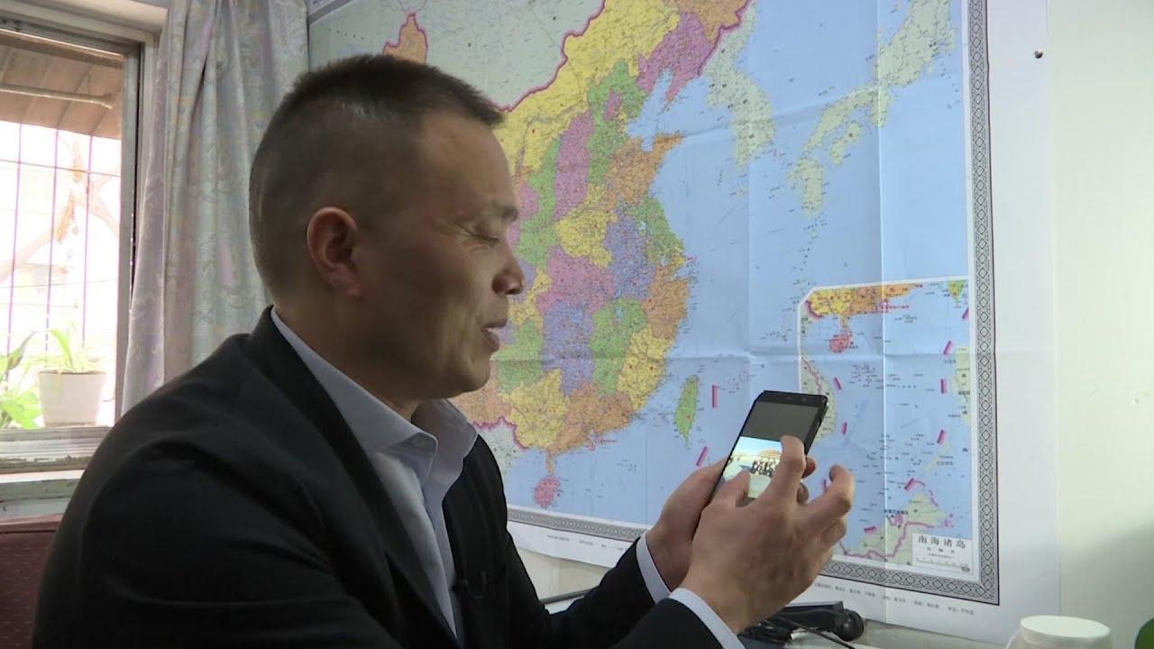 China tour guide remains upbeat despite pandemic