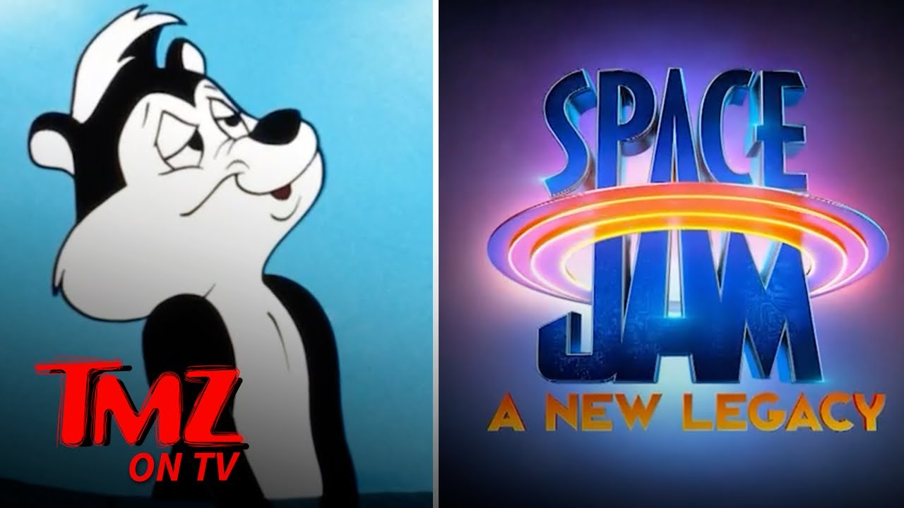 Pepe Le Pew Axed from 'Space Jam' Sequel, Even Before Controversy   TMZ TV