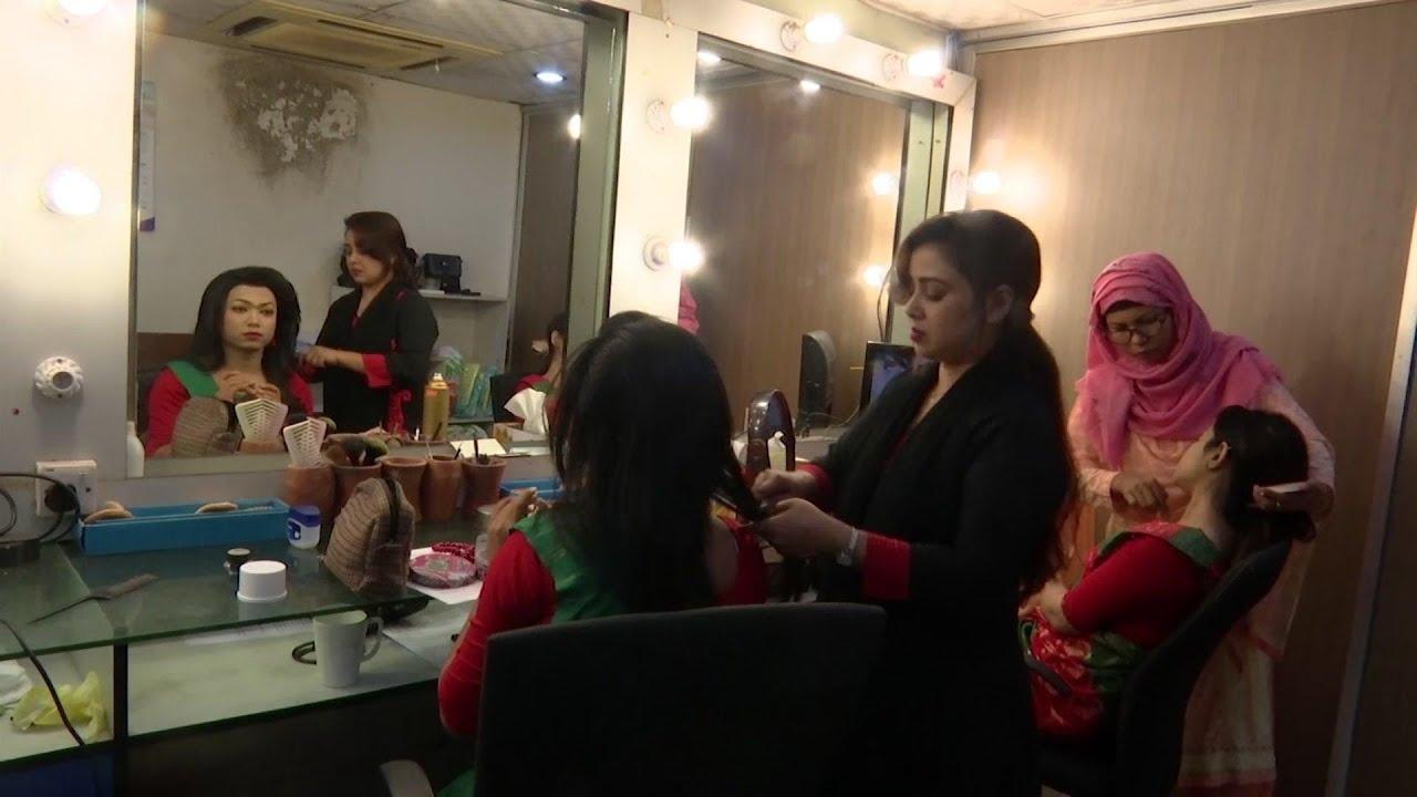 Bangladesh TV employs 1st transgender news anchor