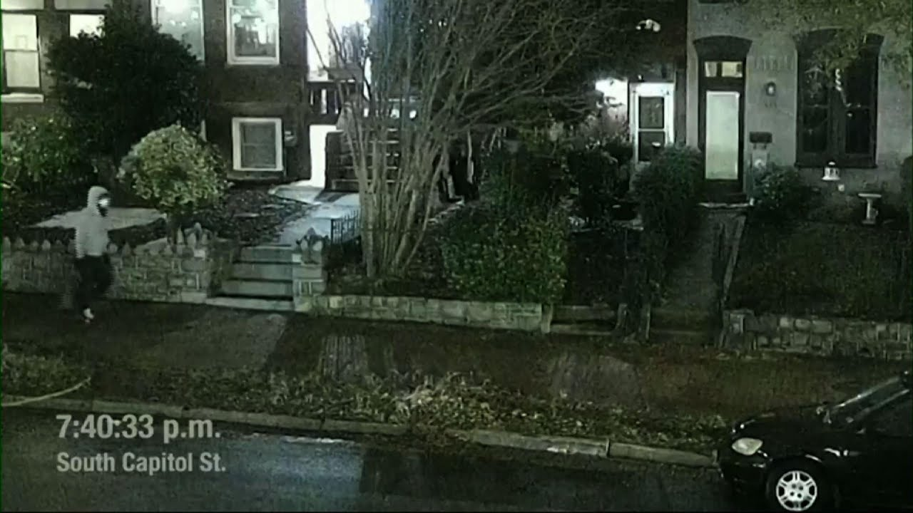 FBI releases new video of DC pipe bomb suspect
