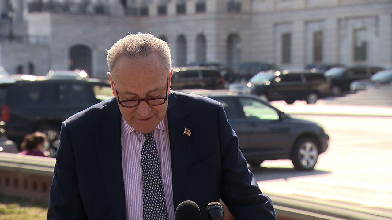 Schumer: Virus relief bill delivers on 'promises'