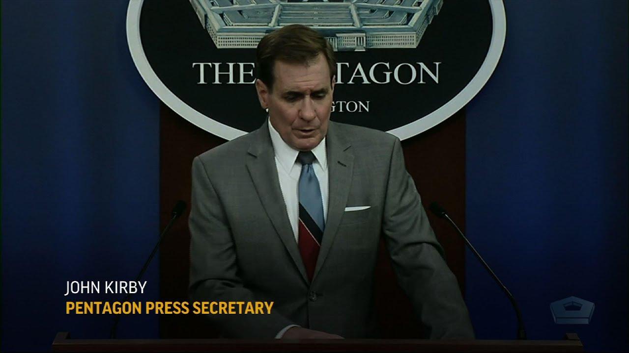 Pentagon: Nat'l Guard not free labor at Capitol