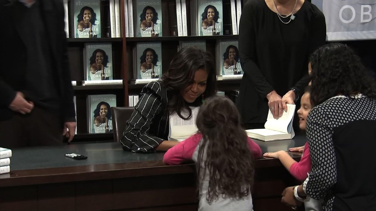 Busy Michelle Obama adores knitting, eyes future