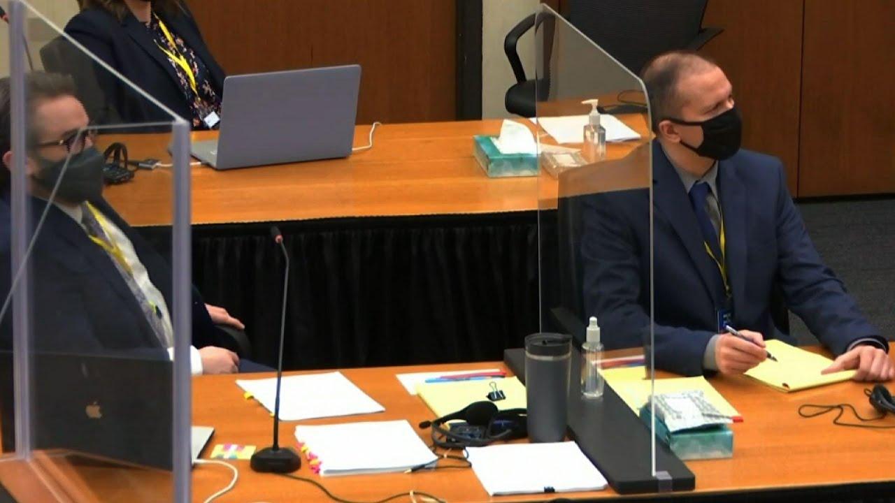 One juror added on day 3 of Derek Chauvin trial