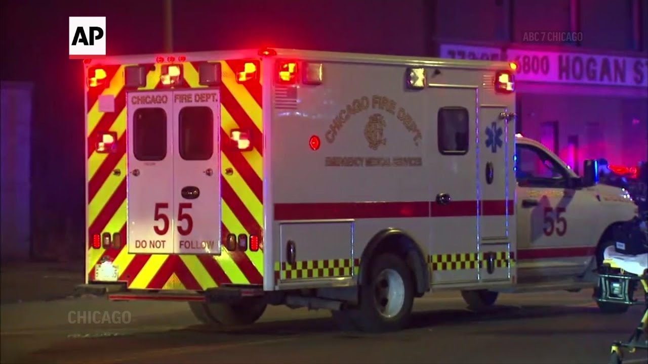 2 killed, 13 wounded at party on Chicago's South Side