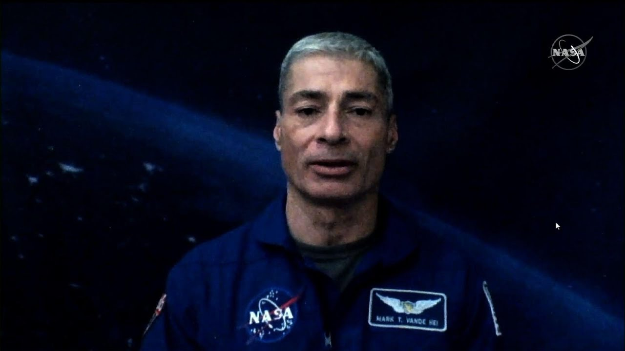 NASA astronaut discusses upcoming launch to ISS