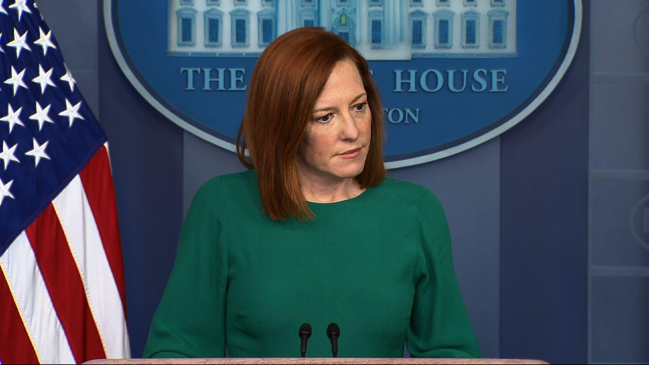 Psaki acknowledges 'big problem' on southern border