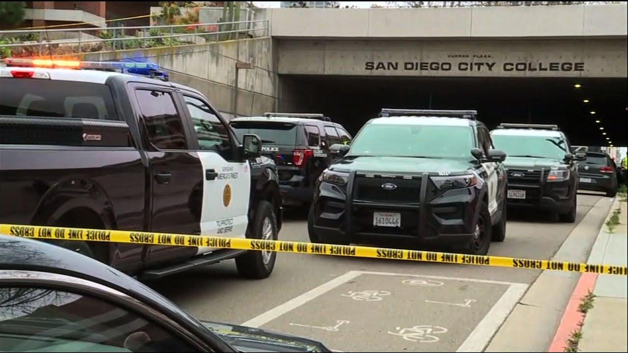 Three dead as car strikes pedestrians in San Diego