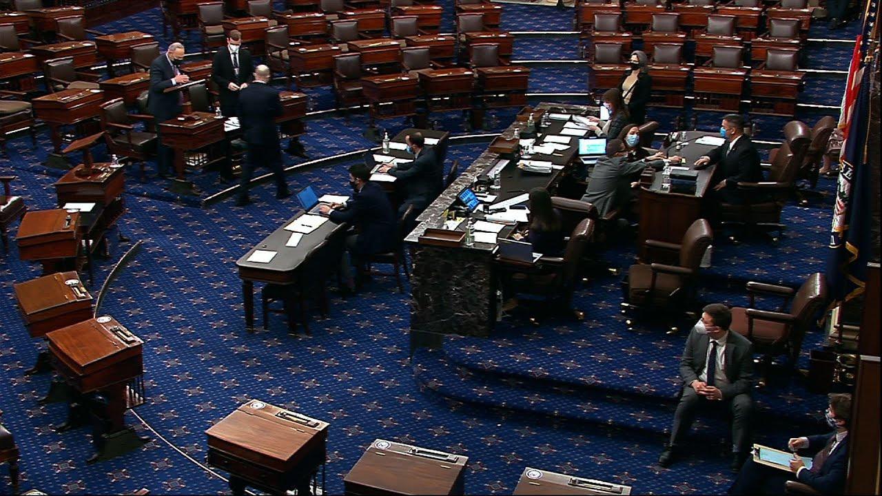 Senate confirms Haaland as Interior Secretary