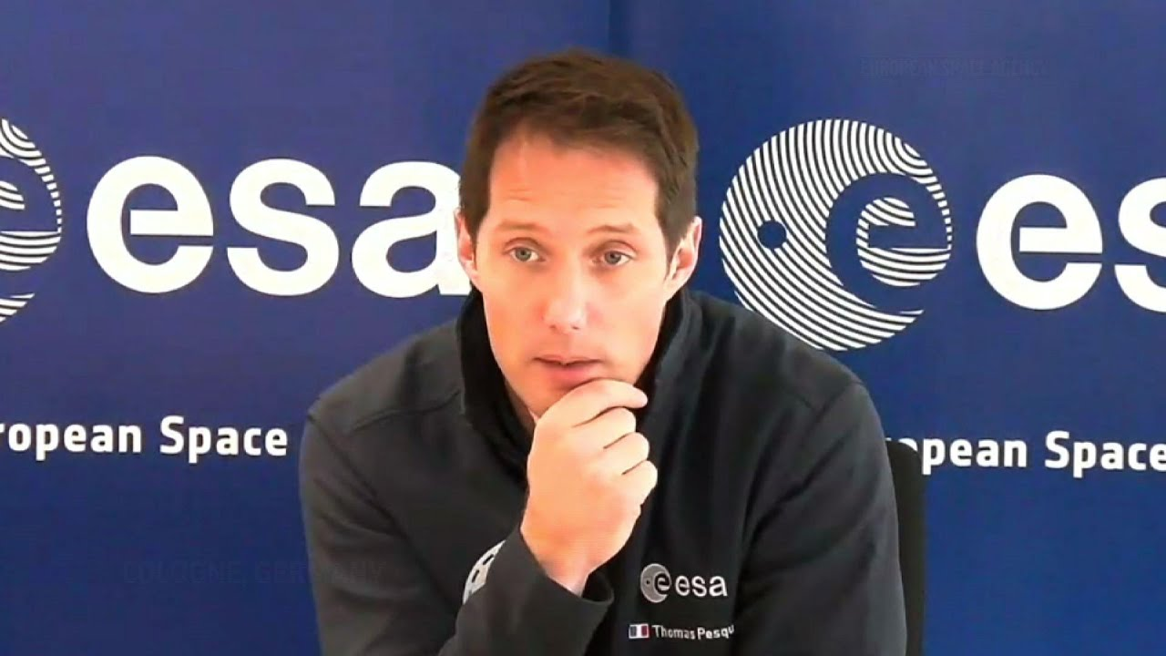 ESA astronaut to bring French cuisine onboard ISS