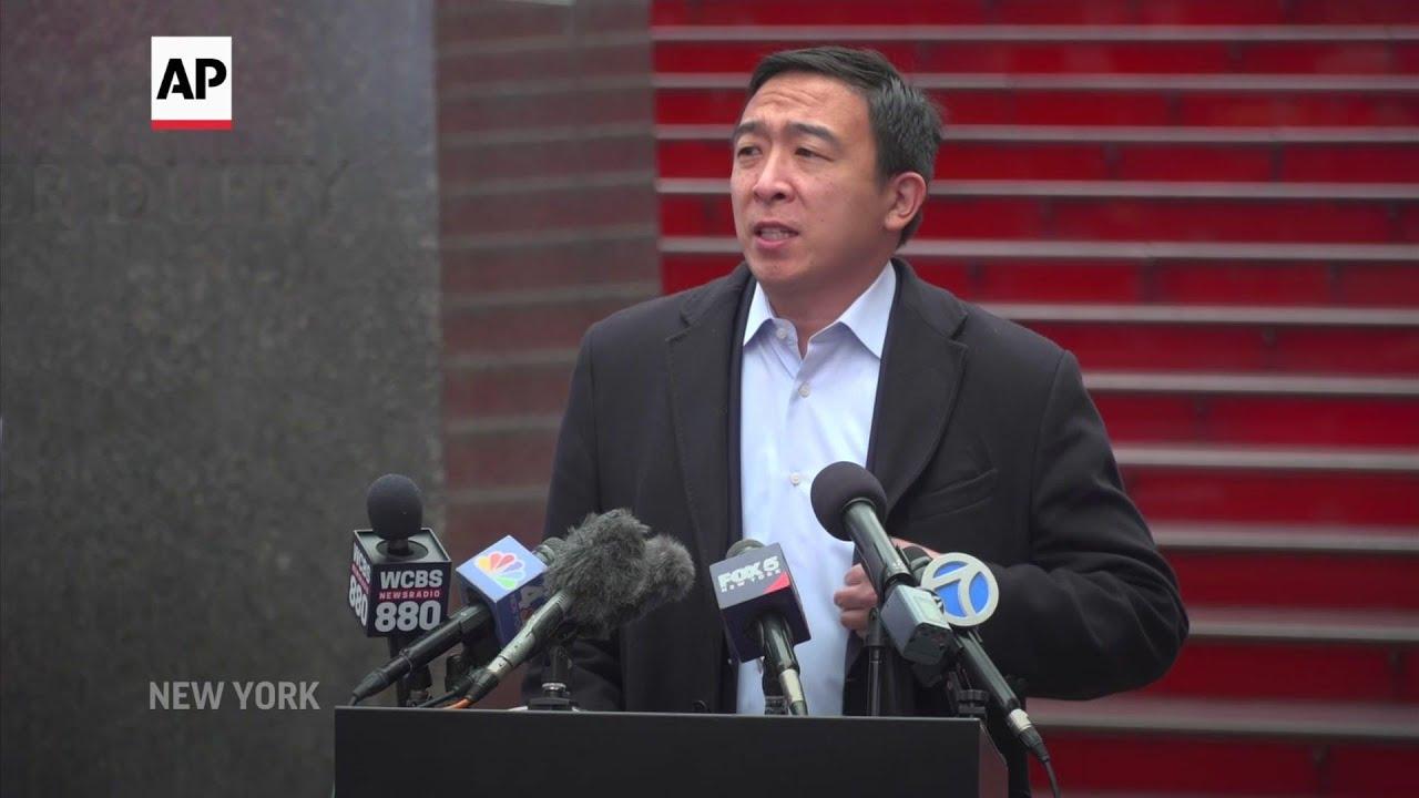Yang: Shootings 'devastating' for Asian Americans