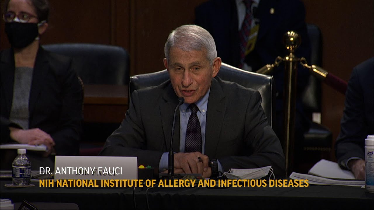 Fauci: 'Challenges ahead' when it comes to virus