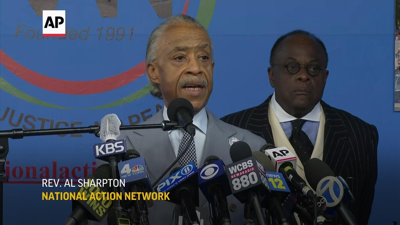Sharpton, NYC mayoral hopefuls condemn hate crimes