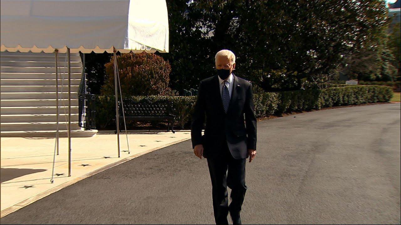 Biden talks on China, Russia as he heads to Atlanta