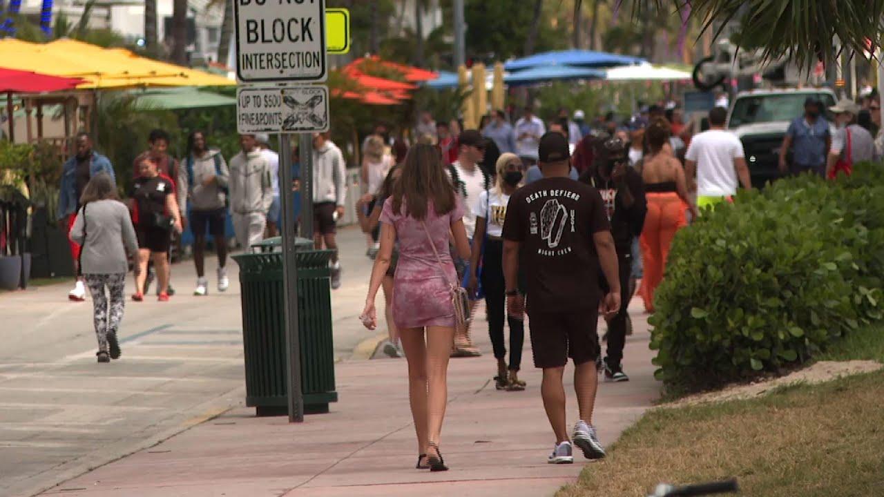 Miami Beach curfew aims to shut down partying