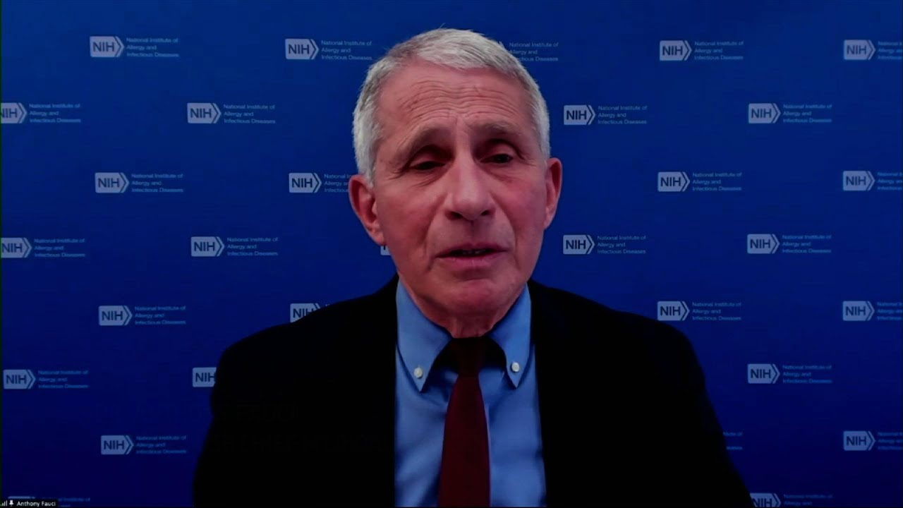 Fauci: 'Good news' from AstraZeneca vaccine study