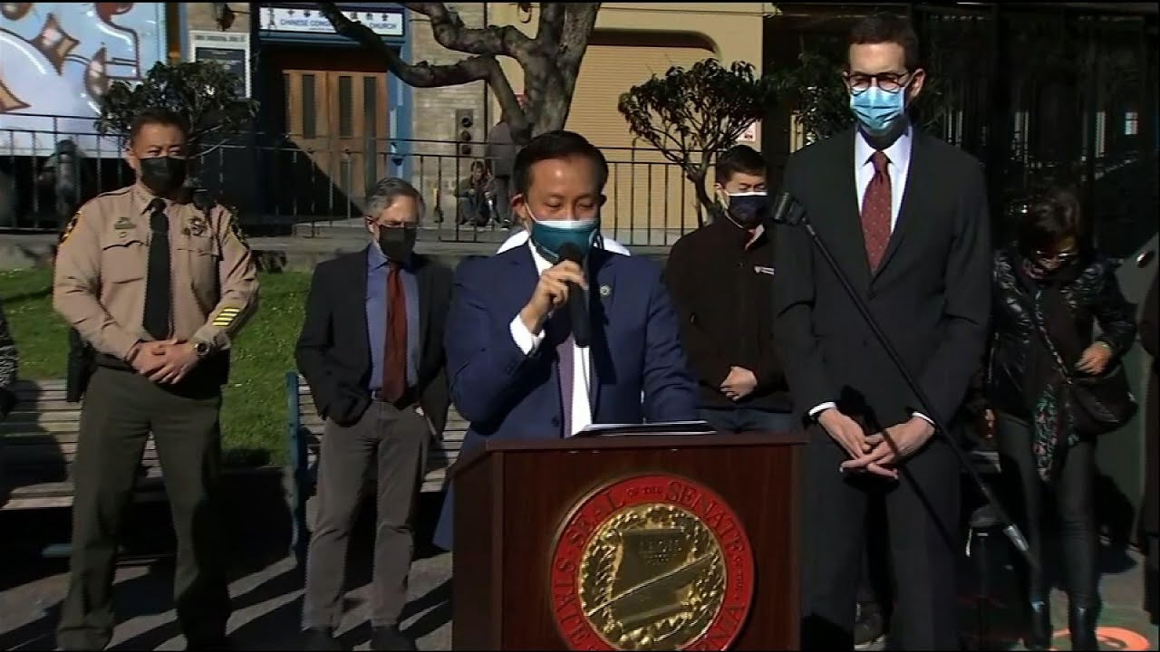 Action urged against Asian American hate crimes