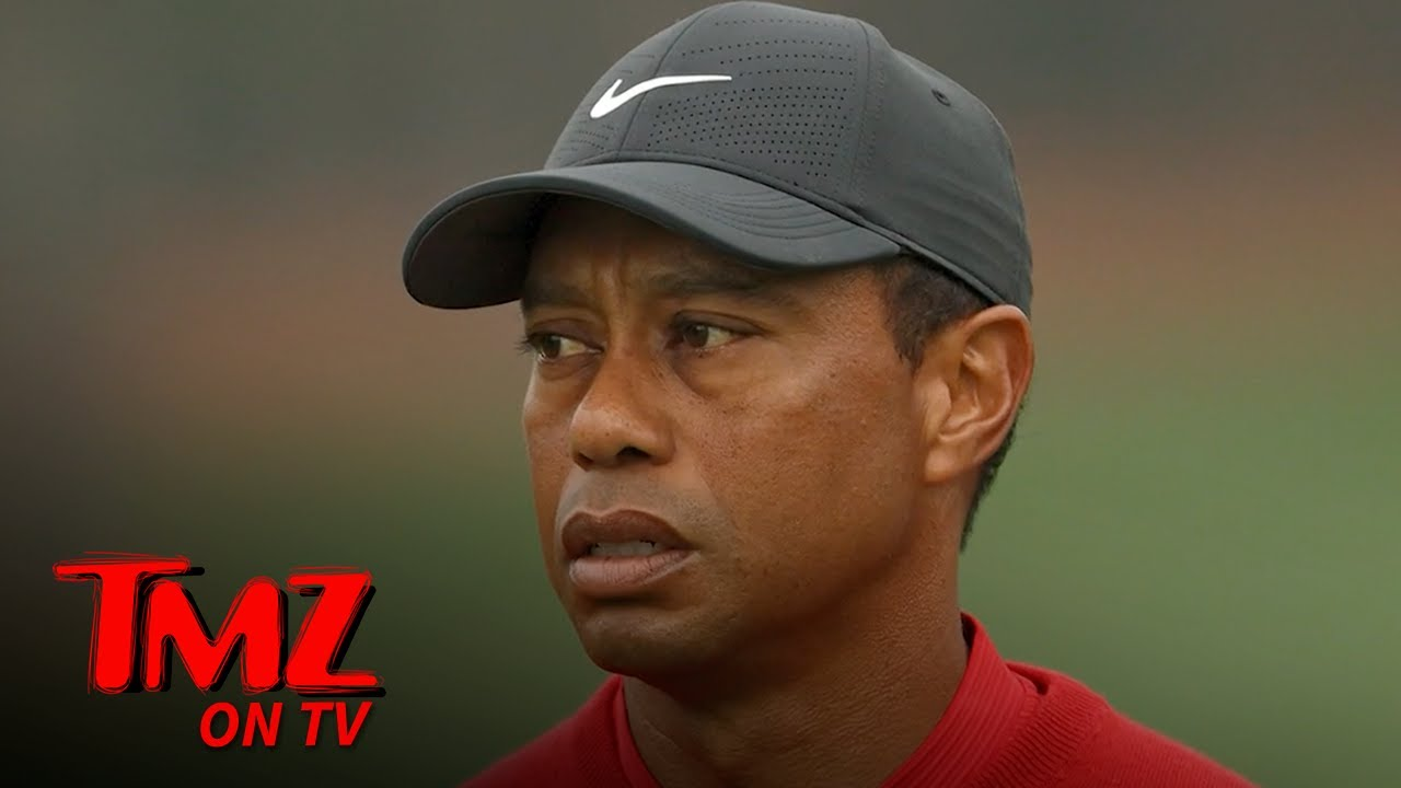 Tiger Woods Crash Investigation Has Unearthed Some Troubling Evidence | TMZ TV