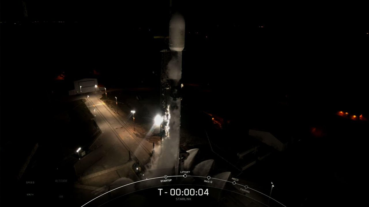 SpaceX deploys 60 satellites for internet service