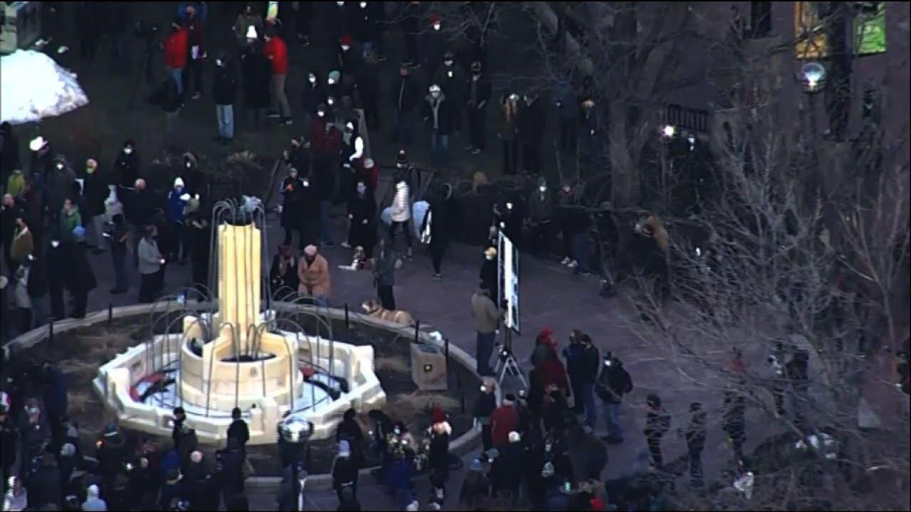 Boulder seeks to grieve, heal through vigil