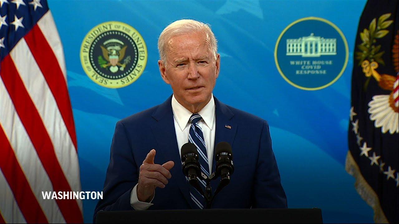 Biden unveils plans for US vaccination expansion