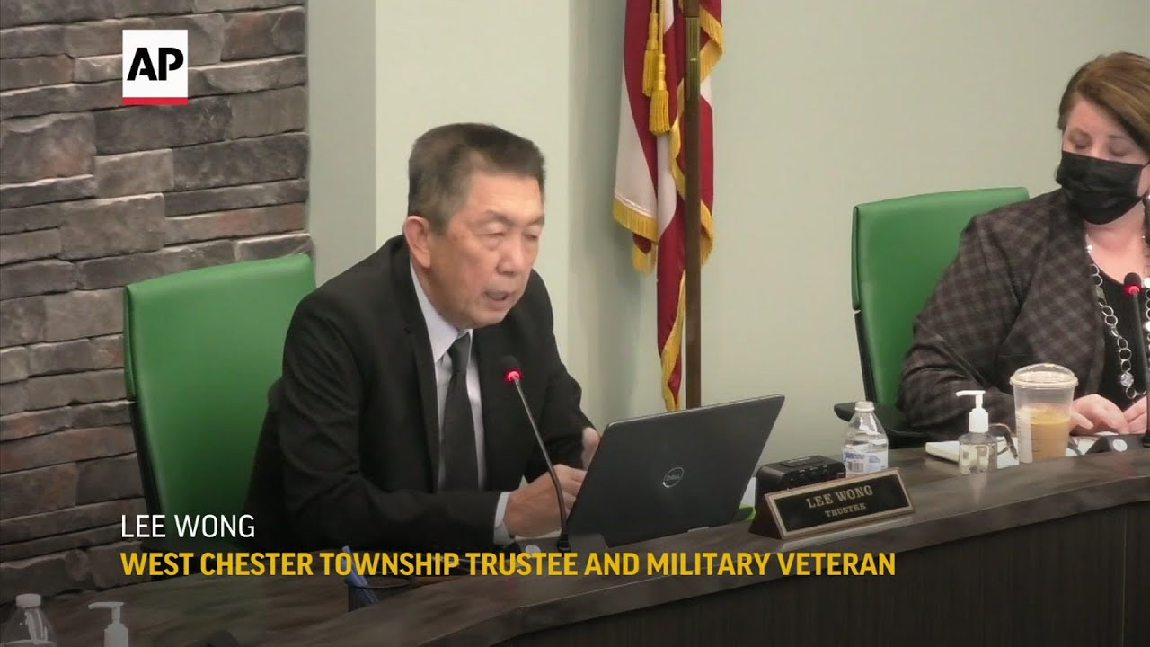 Asian American vet reveals scars to combat hate